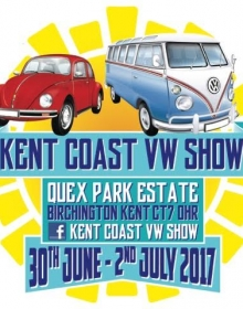 Kent Coast VW | 30th June to 2nd July 2017